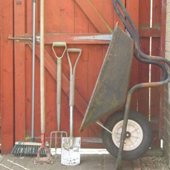 Garden tools at Mika Uganda Ltd