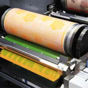 Large posts printing machines at Mika Uganda