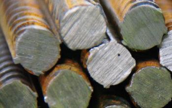 Steel iron bars at Mika Uganda Ltd