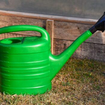 Watering cans at Mika Uganda Ltd