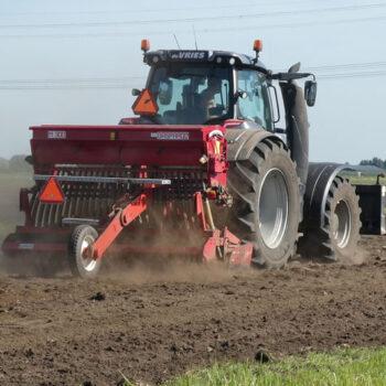 Tractor as a farm equipment sold at Mika Uganda Ltd